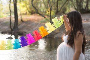 Sesión de fotos embarazada en Plasencia