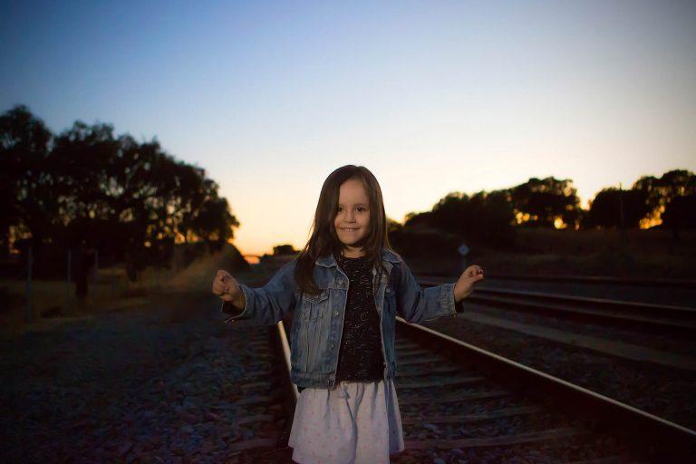 Sesión de fotos infantil en Plasencia