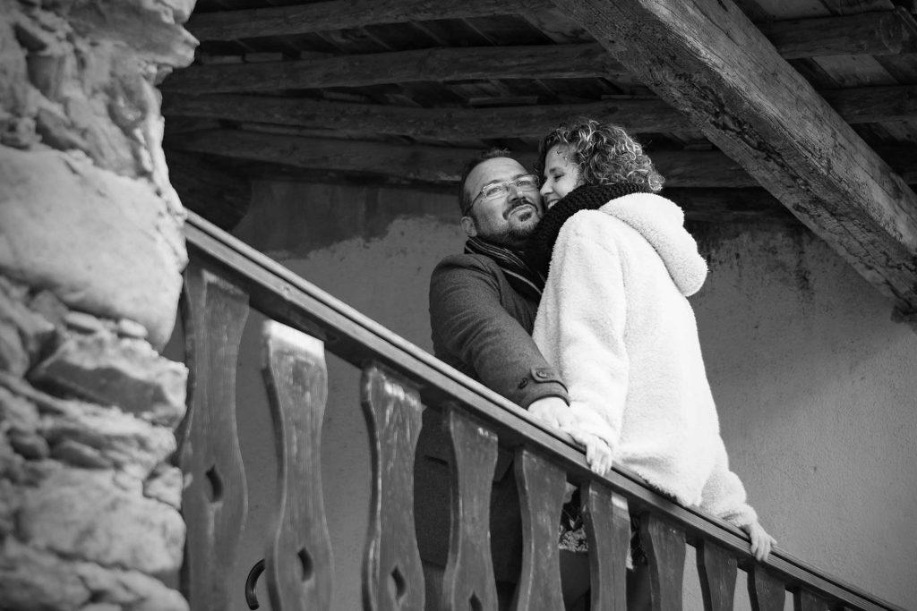 Sesión de fotos romántica en Granadilla