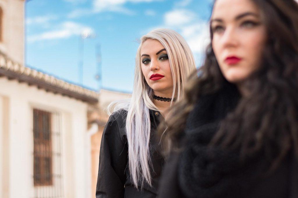 Sesión de fotos urbana en Granada