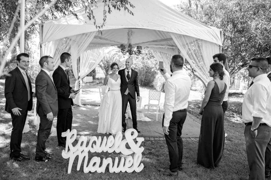 Reportaje de boda en Badajoz